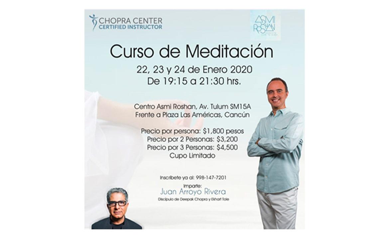 event curso de meditacion