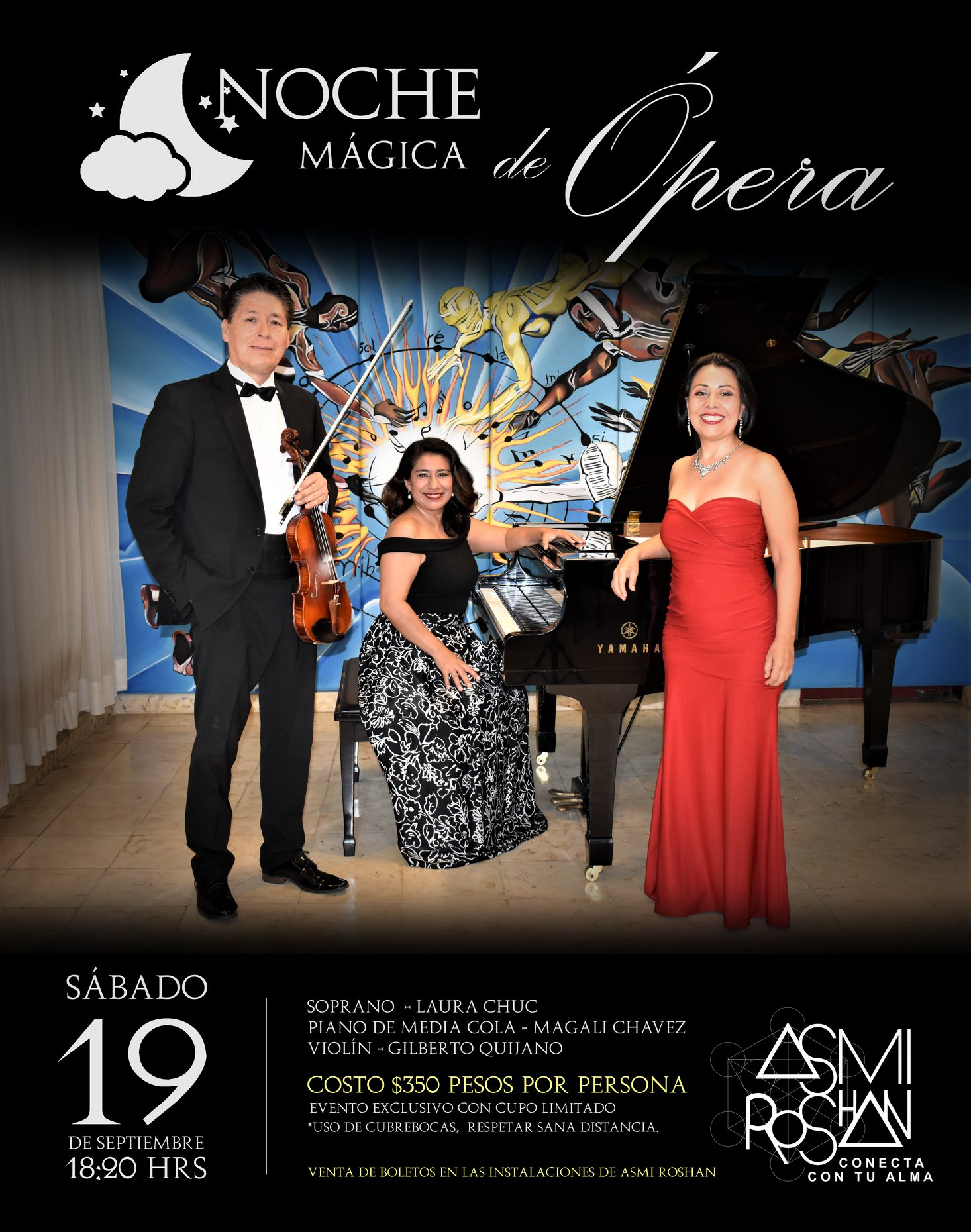 Noche Mágica de Opera