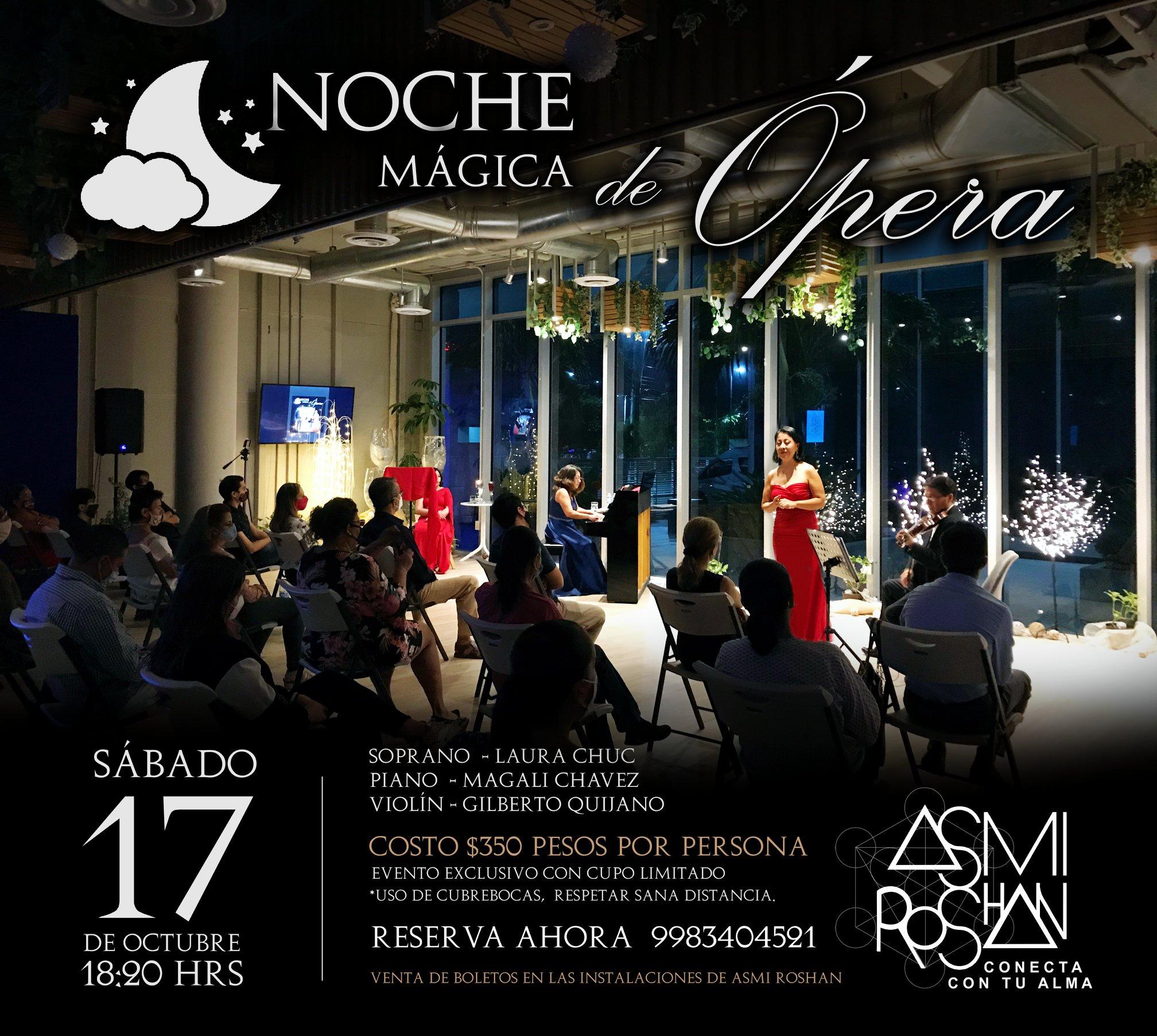 Noche Mágica de Opera II