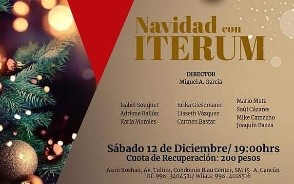 Navidad con ITERUM