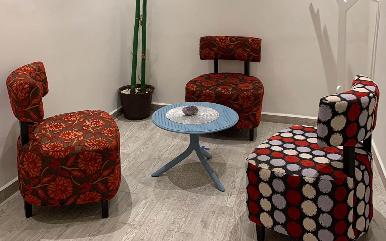 Instalaciones Asmi Roshan