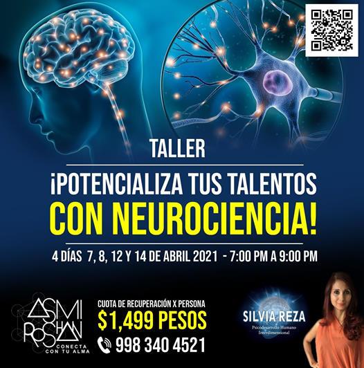 Taller Potencializa tus talentos con Neurociencia