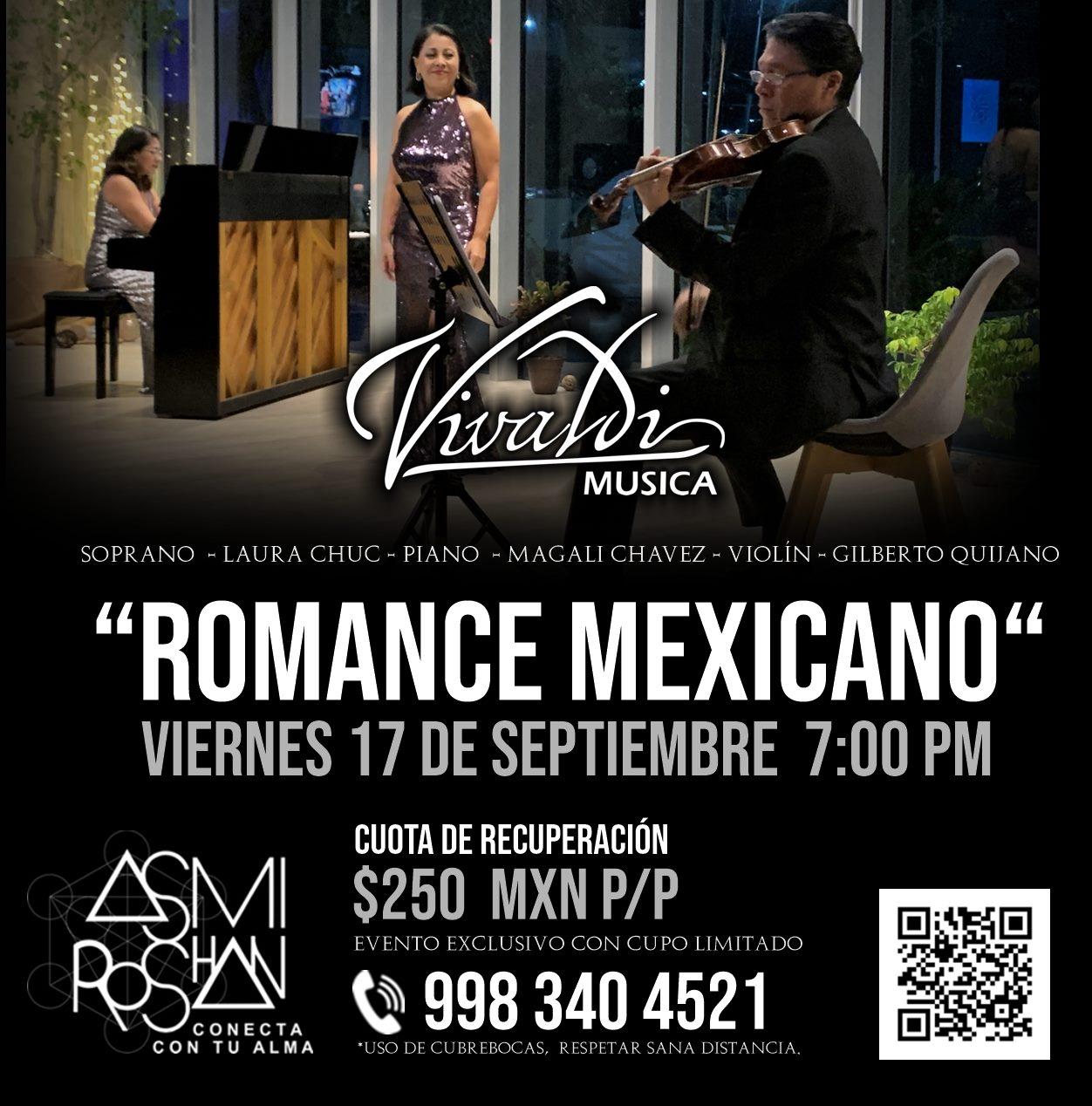 ROMANCE MEXICANO